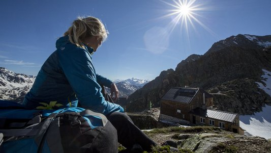 Bergtour im Ötztal