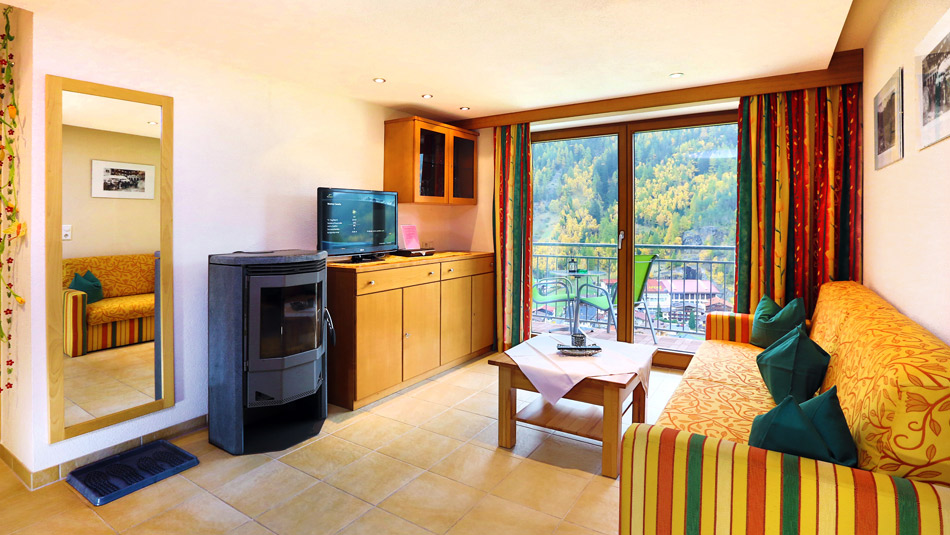 Top 4 - apartment house dorfblick soelden / oetztal